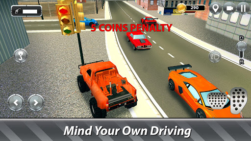 Tow Truck City Driving  screenshots 12