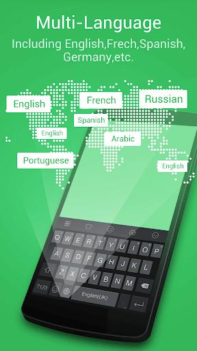 DU Emoji Keyboard-Expedition screenshot 3