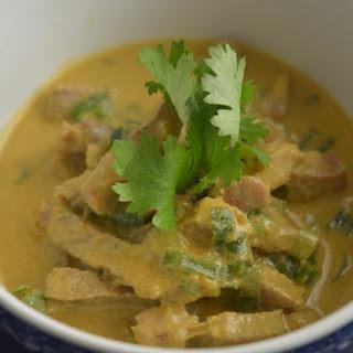 Yellow Curry Pork Recipes