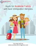 How to apply for Australia Family Visa Q