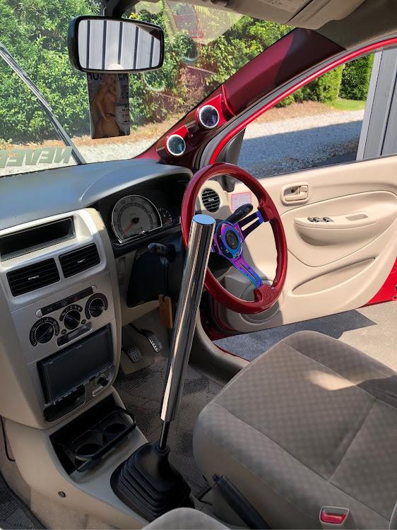 ミラ L250Sの鴨自動車🦆,DIY,繋がれお尻にドンっ,車高調整に関するカスタム&メンテナンスの投稿画像5枚目