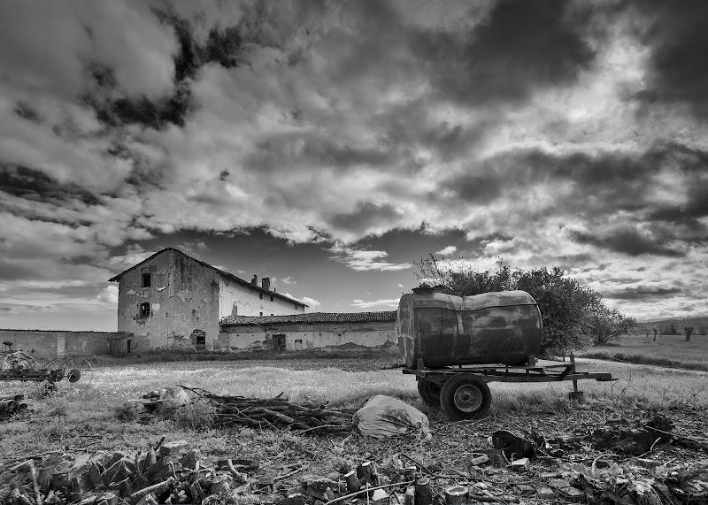 L'abbandono in campagna di Livius