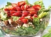 Susan's Chicken Pecan Layered Salad Recipe