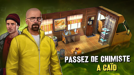 Breaking Bad: Criminal Elements fond d'écran 2