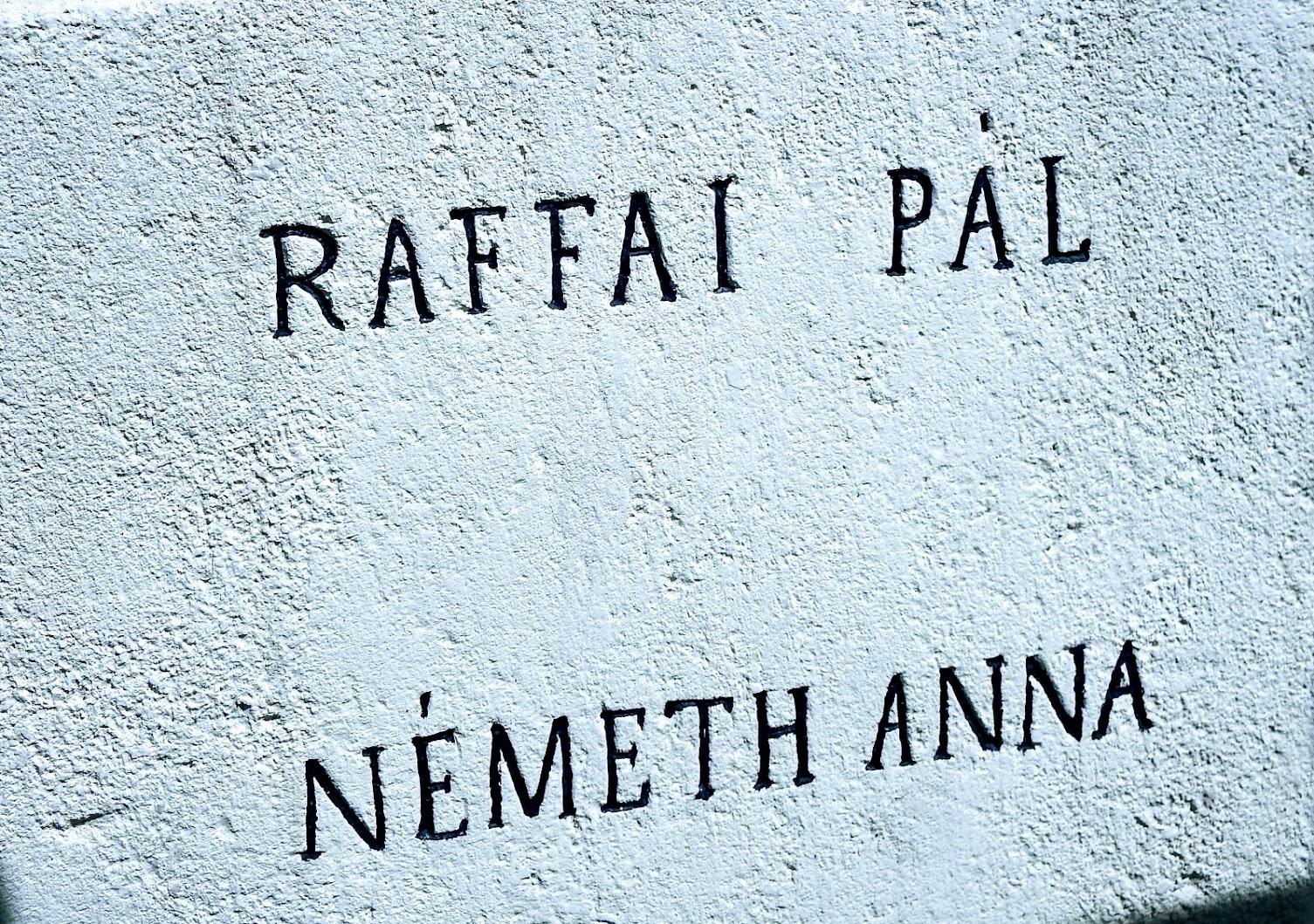 Szombathely - Raffai-kereszt Herényben