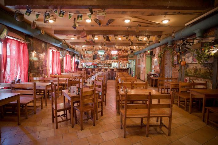 Фото №4 зала Золотая вобла на Покровке