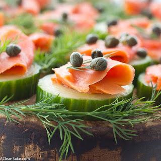 Sliced Smoked Salmon Recipes.