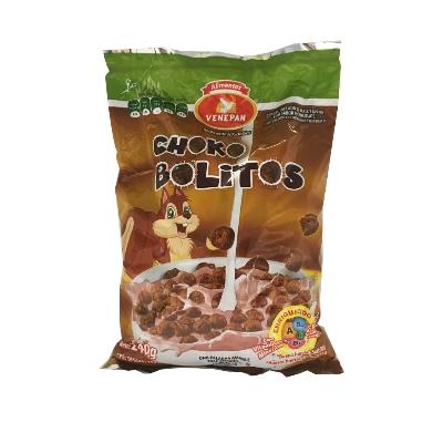cereal choko bolitos chocolate 240gr