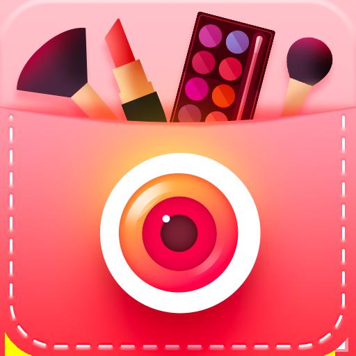 UBeauty Art - Makeup,Body editor,Stickers Icon
