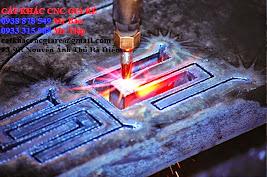 Nhận gia công cắt, khắc CNC gỗ, mica, alu các loại giá siêu rẻ chỉ 150,000/1m2. - 22