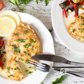 Chicken Francaise.