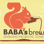 Logo for Baba's Brew