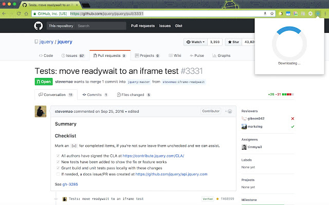 Github Code Review Comment Downloader