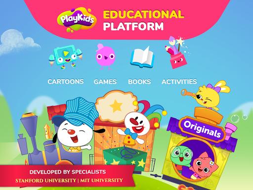 PlayKids - Educational cartoons and games for kids screenshot 11