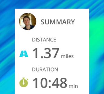Map My Walk+ GPS Pedometer Screenshot