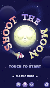 Shoot The Moon MOD Apk 1.71 (Unlimited Coins) 1