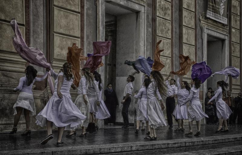 ...prove di ballo... di Gianva