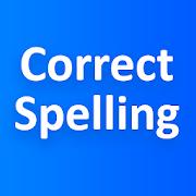 Correct Spelling: Voice based Spelling checker