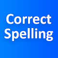 Correct Spelling: Voice based Spelling checker APK