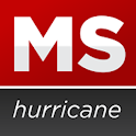 MS Hurricane Tracker