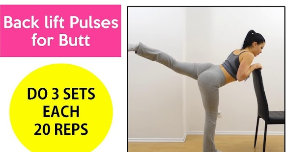Butt Lift Workout - náhled
