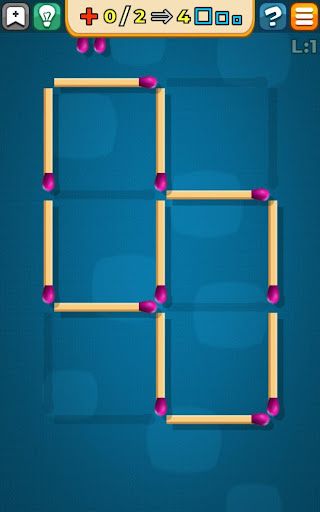 Matches Puzzle Game 1.22 screenshots 10
