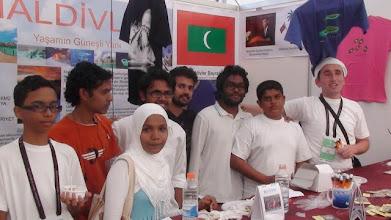 Photo: Turkish Olympiads 2010 -Maldivian Team