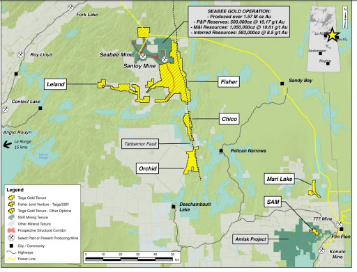 Taiga Gold is now fully cashed up after completing a C$2.5M flow-through raise