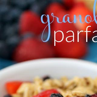 Granola Parfait {recipe}.