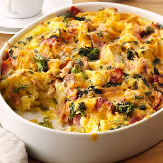 Do-Ahead Egg Bake