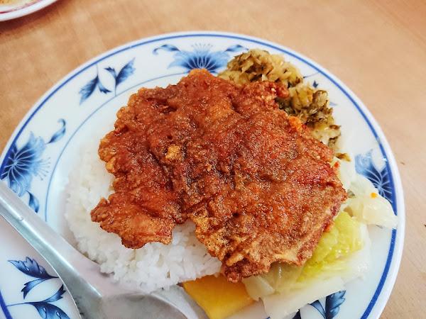 老牌黃燉肉飯- 西門町老字號燉肉飯 食尚玩家介紹 @台北西門町