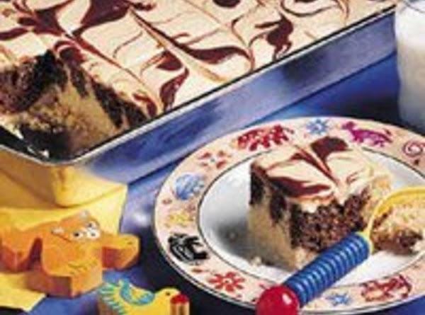 Kit's Marble Cake... Recipe