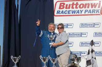 Photo: Don Readinger getting his trophy 2nd place FV Submitted by Kim Madrid