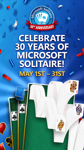 Microsoft Solitaire screenshot 1