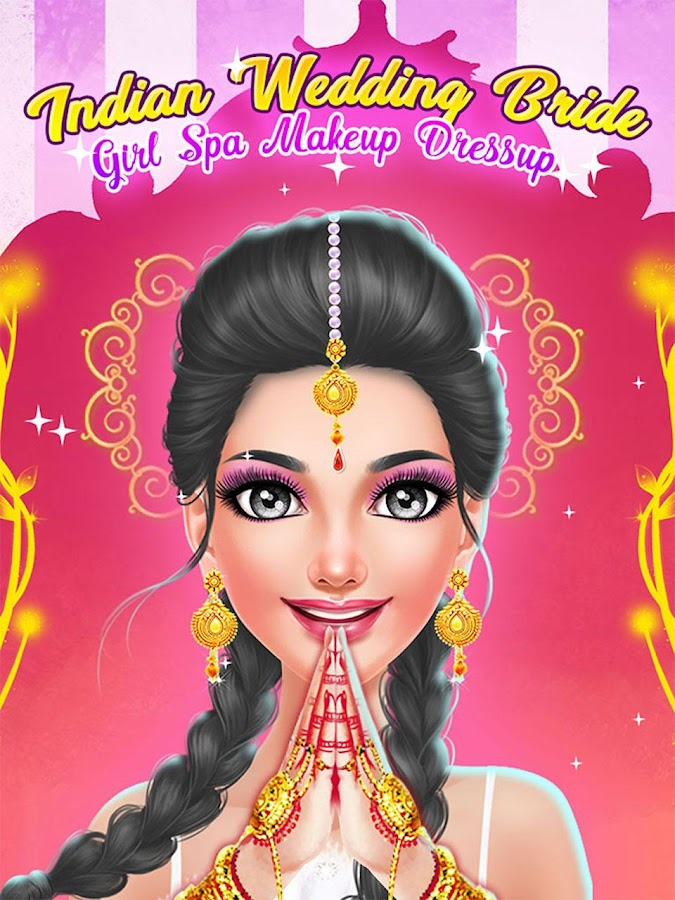 Indian Wedding Bride Game