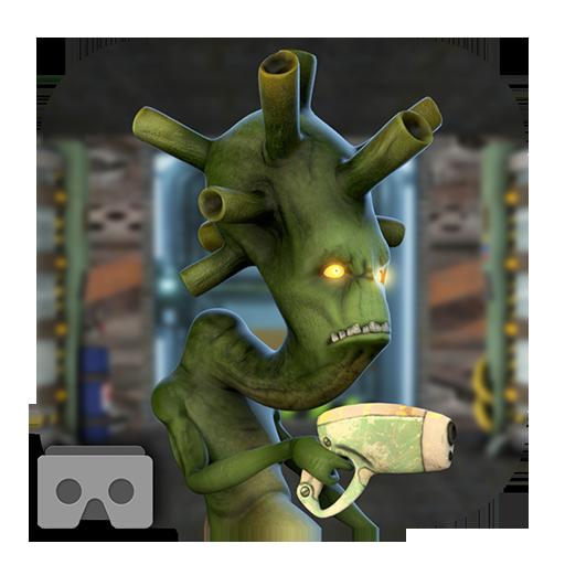 Sci-Fi VR - Cardboard 動作 App LOGO-硬是要APP