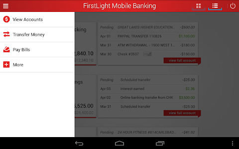 FirstLight Mobile Banking screenshot 10