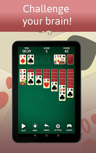 Solitaire Classic Era - Classic Klondike Card Game - screenshot