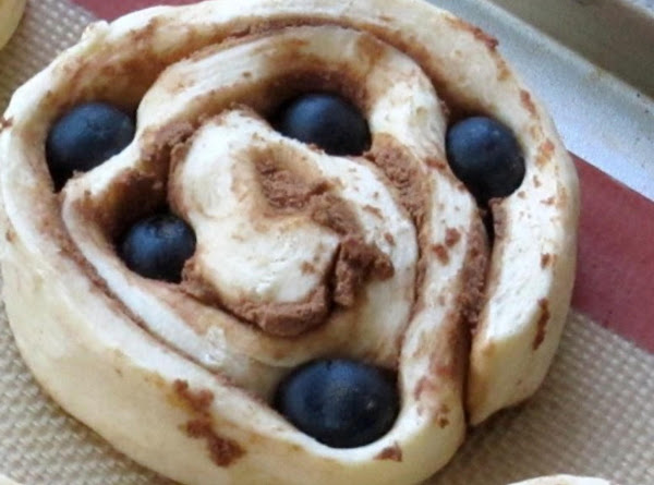 Cinnamon Rolls W/cake Mix Recipe