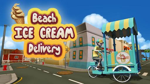 Beach Ice Cream Delivery 1.6 screenshots 1