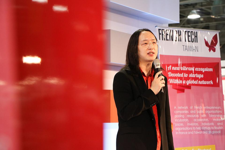 Digital Minister Audrey Tang