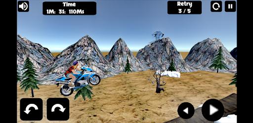 Sports Bike Stunt - Simulator Free captures d'écran