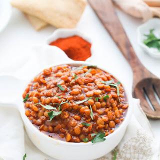 Ethiopian Lentil Stew.