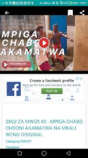 Cheka Kizungu - náhled