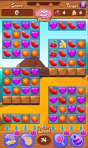 android Jelly Garten Screenshot 7