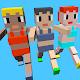 Blocky Athletics sports craft (game)