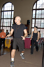 Photo: Zumba Demo at Breast Cancer Luncheon NYC Mt. Sinai 2013