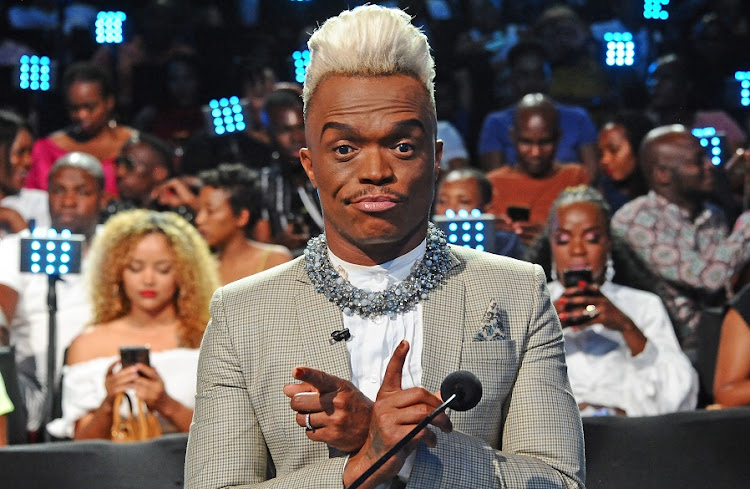 Somizi has asked people to spread the love in this difficult time.