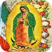 Wallpaper Virgin of Guadalupe from Mexico