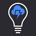 Thunderstorm for Hue icon